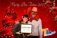 Transport Huppe Party Noel 2017