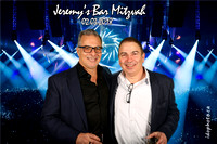 Jeremy's Bar Mitzvah Photo Booth by iDO Photo Feb 3, 2018