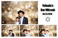 Yehuda's Bar Mitzvah Photobooth