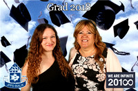 JPPS Grad 2018 Deluxe Photo Booth by iDO Photo